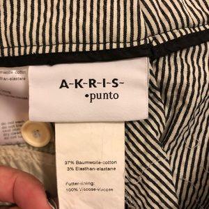 Akris Punto Pants - Akris Punto pants